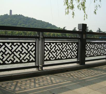 天津艺术栏杆