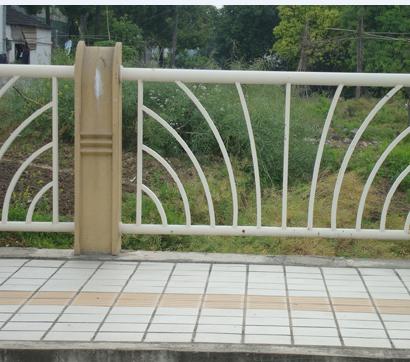 吴江弧形栏杆