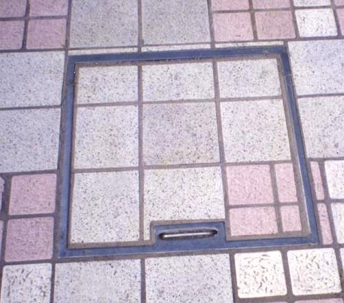 太仓防盗窨井盖板