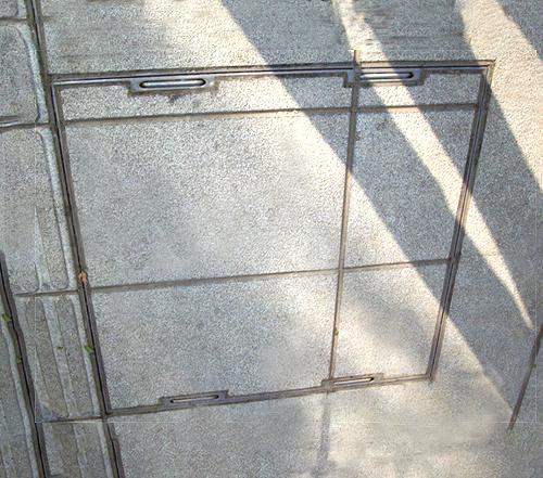 防盗窨井盖系列