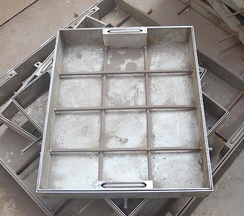 不锈钢防盗窨井盖板