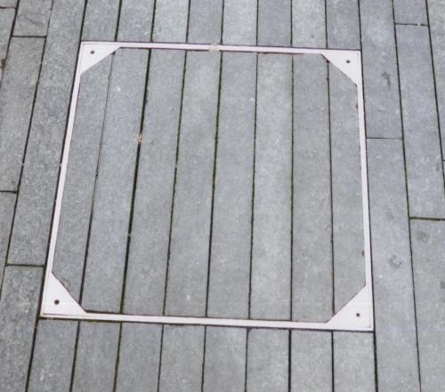 不锈钢防盗窨井盖