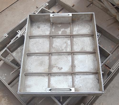 太仓不锈钢防盗窨井盖板