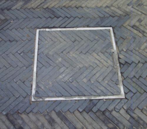 树池激光镀锌盖板